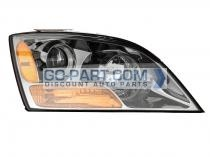 2008-2009 Kia Sorento Headlight Assembly - Right (Passenger)