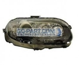 2006-2008 Mazda Miata Headlight Assembly (OEM / Halogen / From 4-12-06) - Right (Passenger)