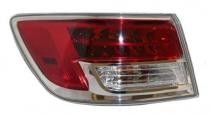 2007 - 2009 Mazda CX9 Rear Tail Light Assembly Replacement (OEM# TD11-51-160K) - Left (Driver)