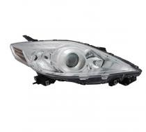 2008 - 2010 Mazda 5 Mazda5 Front Headlight Assembly Replacement Housing / Lens / Cover - Right (Passenger)