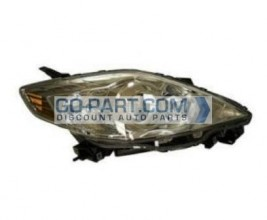 2008-2010 Mazda 5 Mazda5 Headlight Assembly - Right (Passenger)