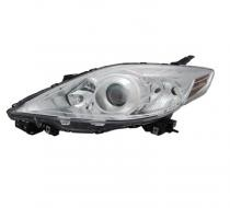 2008 - 2010 Mazda 5 Mazda5 Front Headlight Assembly Replacement Housing / Lens / Cover - Left (Driver)