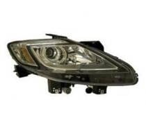 2007 - 2009 Mazda CX9 Headlight Assembly (OEM) + HID Lamps) - Right (Passenger)