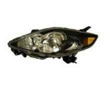 2006 - 2008 Mazda 5 Mazda5 Front Headlight Assembly Replacement Housing / Lens / Cover - Left (Driver)
