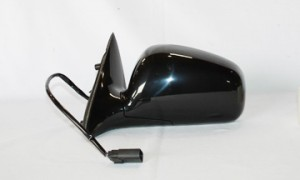 2004-2008 Lincoln Town Car Side View Mirror (without Memory / 6 Wire Connector / From 3-9-04 / Power Remote / Heated) - Left (Driver)