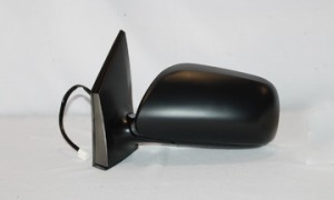 2009-2010 Toyota Corolla Side View Mirror (Power Remote / Non-Heated / with CVR / USA) - Left (Driver)