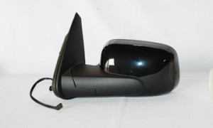 2007-2011 Chevrolet (Chevy) HHR Side View Mirror - Left (Driver)