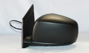 2008-2009 Chrysler Town & Country Van Side View Mirror - Left (Driver)