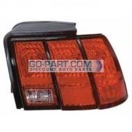 1999-2004 Ford Mustang Tail Light Rear Lamp (BASE / GT) - Right (Passenger)