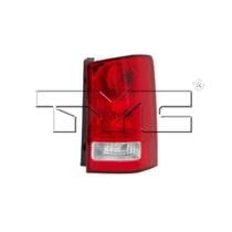 2009 - 2015 Honda Pilot Rear Tail Light Assembly Replacement / Lens / Cover - Right (Passenger)