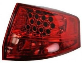 2007-2009 Acura MDX Tail Light Rear Lamp - Right (Passenger)