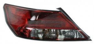 2012-2012 Acura TL Tail Light Rear Lamp - Left (Driver)