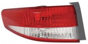 2003-2004 Honda Accord Tail Light Rear Lamp - Left (Driver)