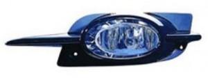 2009-2009 Honda Civic Fog Light Lamp - Left (Driver)