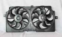 1999 - 2003 Pontiac Grand Prix Radiator Cooling Fan Assembly