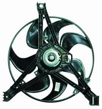 1998-1998 Pontiac Grand Prix Condenser Cooling Fan Assembly