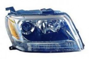 2009-2009 Suzuki Vitara / Grand Vitara Headlight Assembly - Right (Passenger)