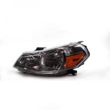 2007-2013 Suzuki SX4 Headlight Assembly - Left (Driver)