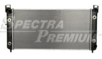 2003 - 2007 Chevrolet (Chevy) Silverado Pickup Radiator (8.1L V8 + Allison Transmission)