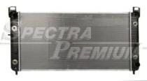 2003 - 2007 Chevrolet (Chevy) Silverado Pickup Radiator (8.1L V8)