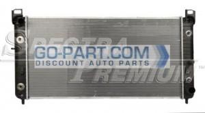2003-2006 Chevrolet (Chevy) Suburban Radiator (8.1L V8)