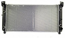 2001 - 2002 Chevrolet (Chevy) Suburban Radiator (5 Speed Automatic)