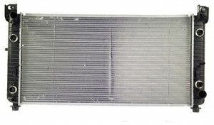 2001-2002 GMC Yukon XL Radiator (5 Speed Automatic)