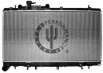 2005 - 2006 Jeep Wrangler Radiator