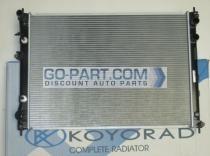 2008 - 2010 Subaru B9 Tribeca KOYO Radiator A13104