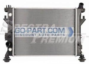 2009-2010 Subaru Forester KOYO Radiator A13095