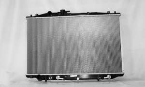 1999-2000 Cadillac Escalade EXT Radiator (5.7L V8 / With EOC / 1-inch Core)