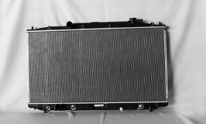 2008-2010 Honda Accord Radiator (3.5L V6)