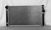 2006 - 2012 Toyota RAV4 Radiator (3.5L V6 + Without Tow)