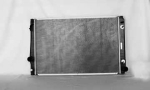 2006-2010 Toyota RAV4 Radiator (3.5L V6 / With Tow)