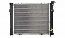 1993 - 1997 Jeep Grand Cherokee Radiator (5.2L V8 + Clip Mount Fan Shroud)