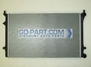 2007-2009 Nissan Sentra Radiator (2.5L L4)