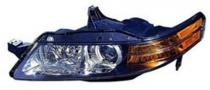 2006 Acura TL Headlight Assembly (Canada Built) - Left (Driver)