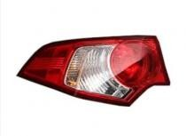 2009 - 2011 Acura TSX Tail Light Rear Lamp - Left (Driver)