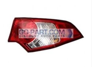2009-2011 Acura TSX Tail Light Rear Lamp - Right (Passenger)