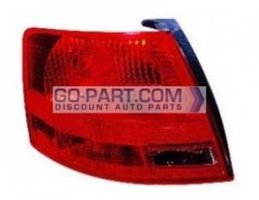 2005-2008 Audi A4 Tail Light Rear Brake Lamp (Wagon) - Left (Driver)