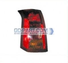 2003-2004 Cadillac CTS Tail Light Rear Brake Lamp (To 1-3-04 / OEM# 25746425) - Left (Driver)