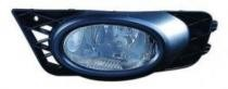 2009 - 2011 Honda Civic Fog Light Assembly Replacement Housing / Lens / Cover - Left (Driver)