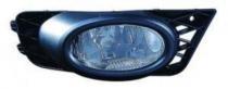 2009 - 2011 Honda Civic Fog Light Assembly Replacement Housing / Lens / Cover - Right (Passenger)