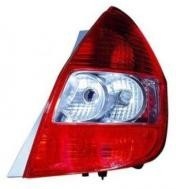2007 - 2008 Honda Fit Rear Tail Light Assembly Replacement (DEPO Brand) - Right (Passenger)