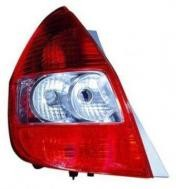 2007 - 2008 Honda Fit Rear Tail Light Assembly Replacement (DEPO Brand) - Left (Driver)