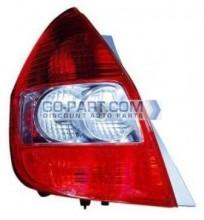 2007-2008 Honda Fit Tail Light Rear Lamp (DEPO Brand) - Left (Driver)