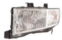 2009 - 2014 Honda Ridgeline Front Headlight Assembly Replacement Housing / Lens / Cover - Left (Driver)