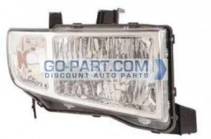 2009-2011 Honda Ridgeline Headlight Assembly - Right (Passenger)