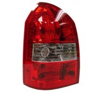 2005 - 2009 Hyundai Tucson Rear Tail Light Assembly Replacement / Lens / Cover - Left (Driver)