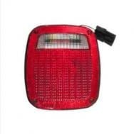 1998 - 2006 Jeep Wrangler Tail Light Rear Lamp - Right (Passenger)